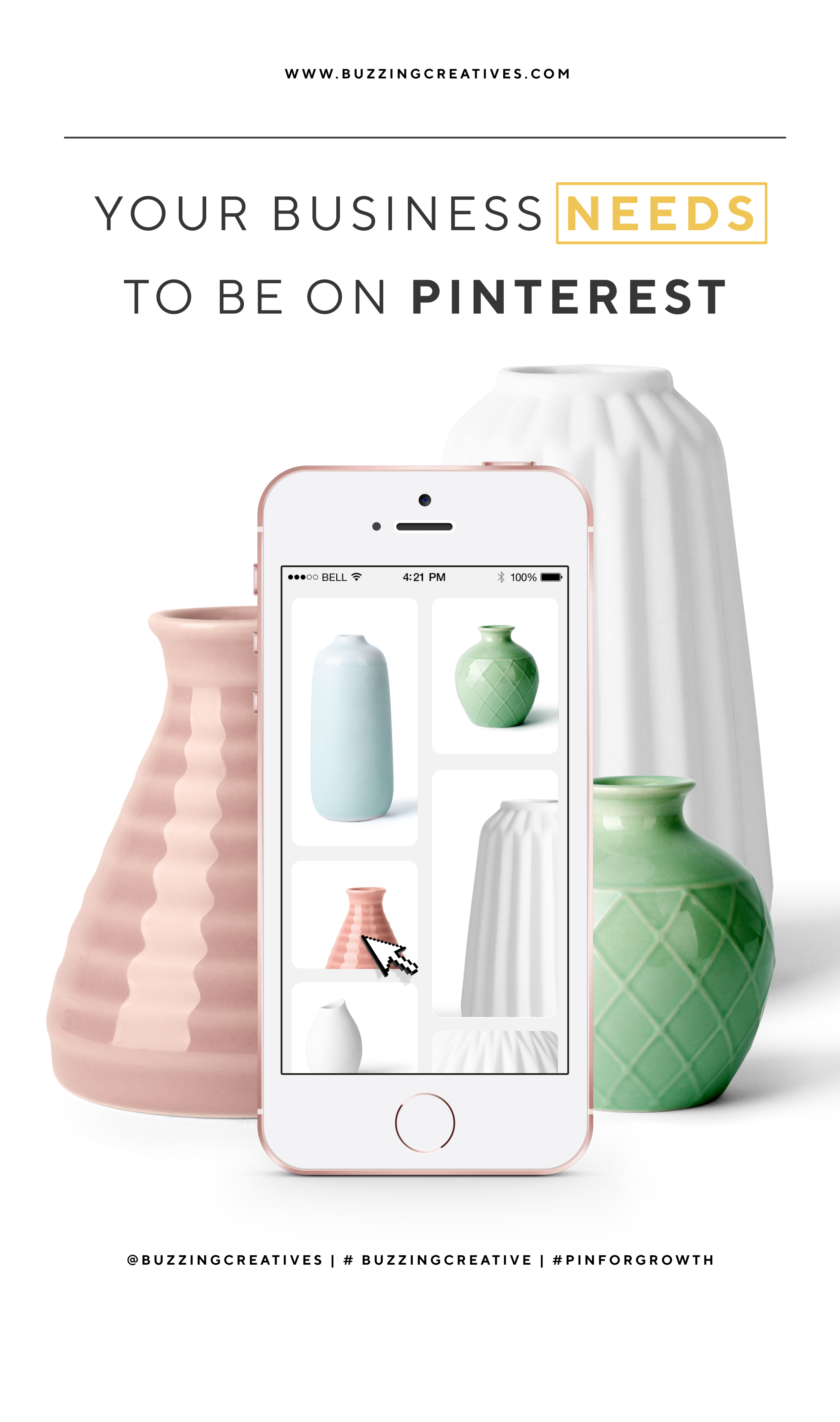 your business needs to be on pinterest