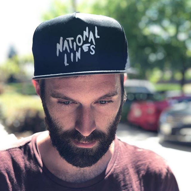 Who's ready to rep the first official NL hats?? Can anybody wear them better than the handsome @natebpeters ??🤔