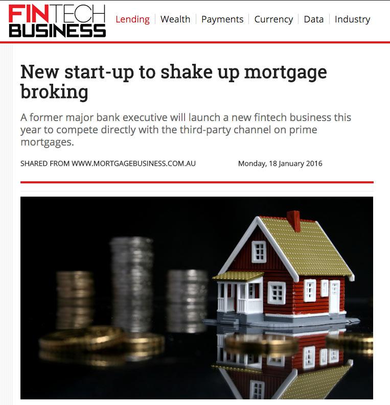 Fintech Business article