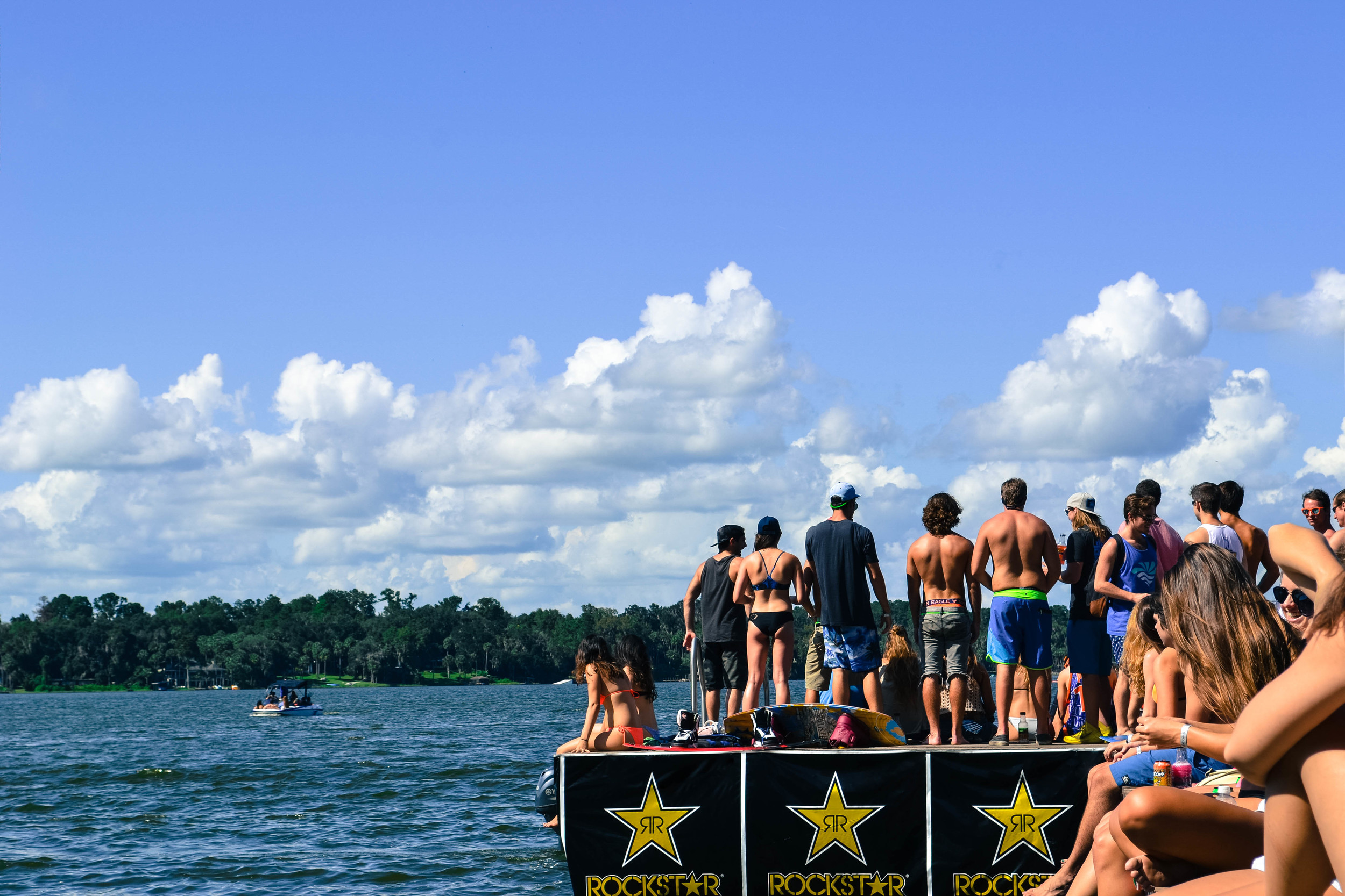 Good Vibes at 2015 Wakefest: The Sequel
