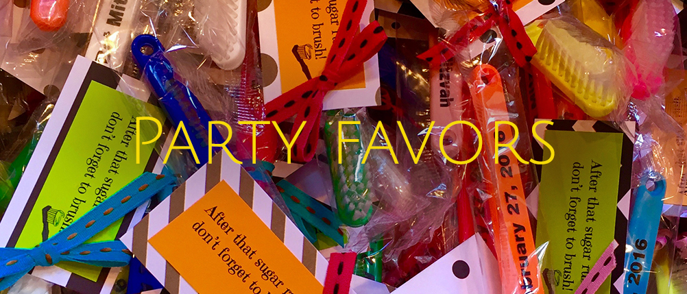 Personalized Party Favors for Events, Weddings, Themed Parties