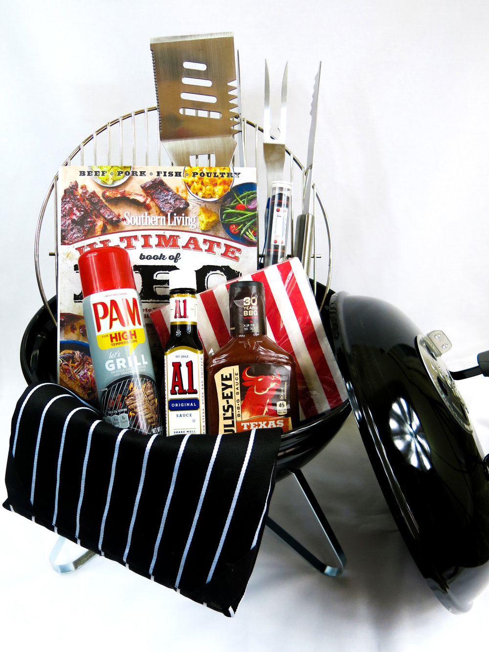 Gift Baskets Darling And Dapper Custom Party Decorations