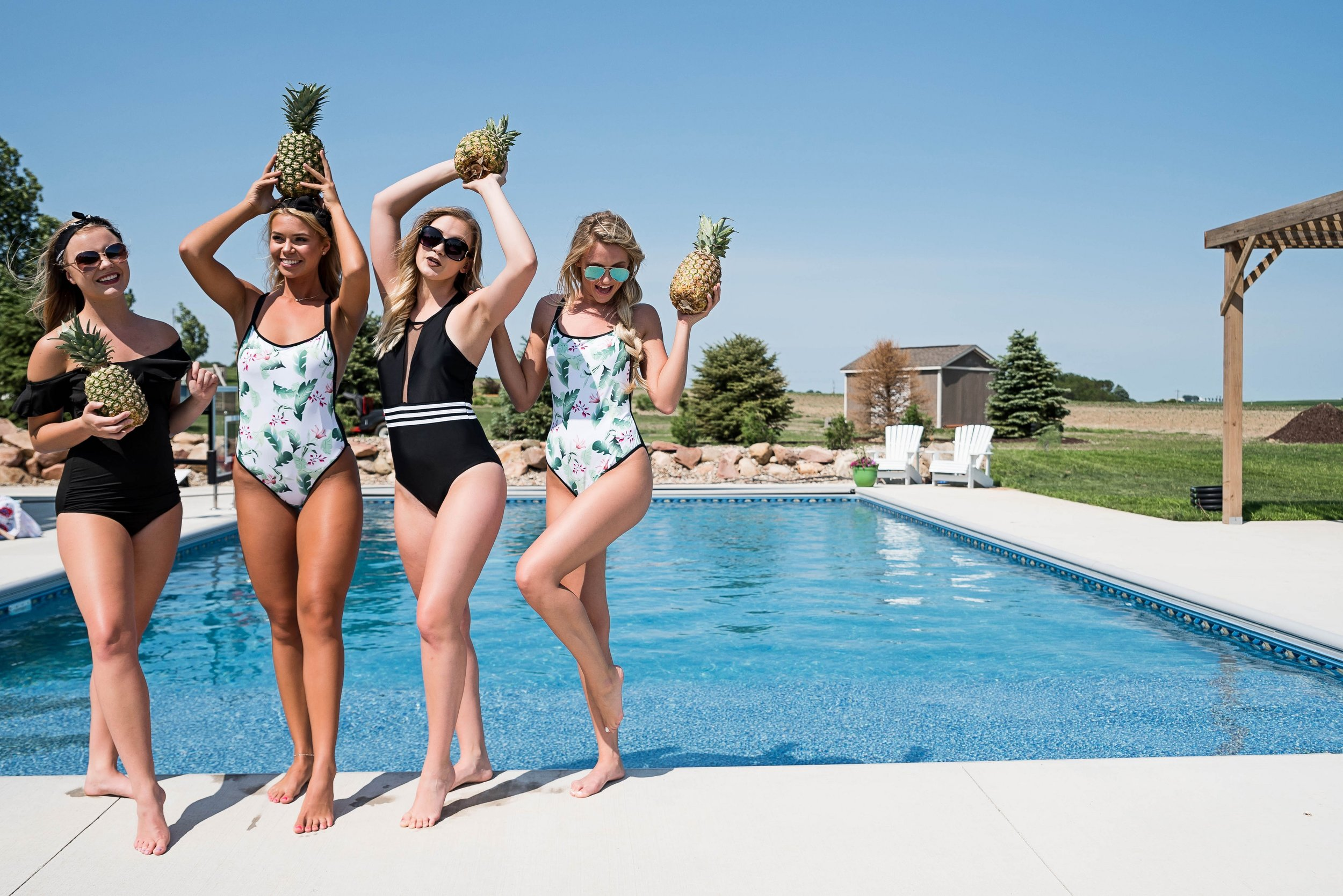 Summer Swimsuit Trends 2018 hottest styles