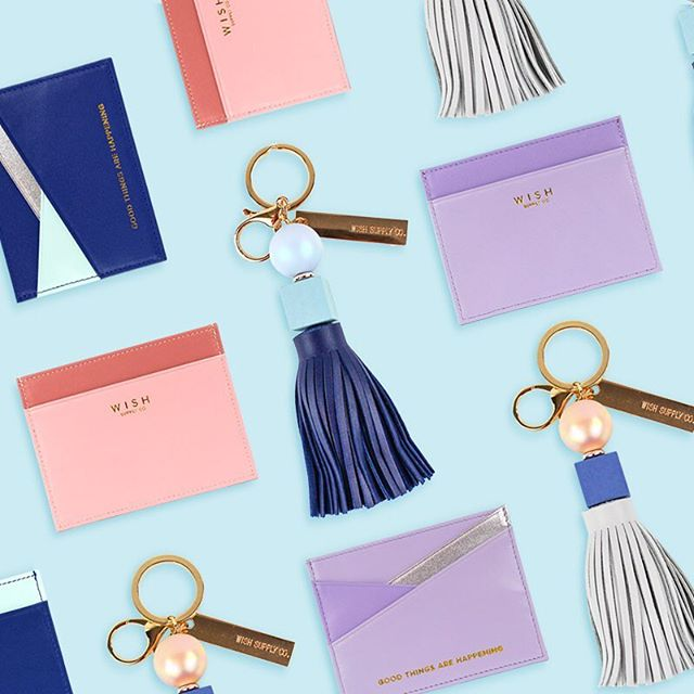 Add fun and style to your hump day and your friends with our wallets and keychains!!! 💙💜💙Use code style15 today and get 15% Off wallets and keychains!! ✨🌟✨#accessory #accessoryoftheday #goodthingsarehappening