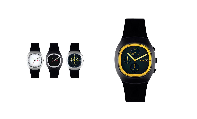 Alessiwatch, Giovannoni Design for Alessi.