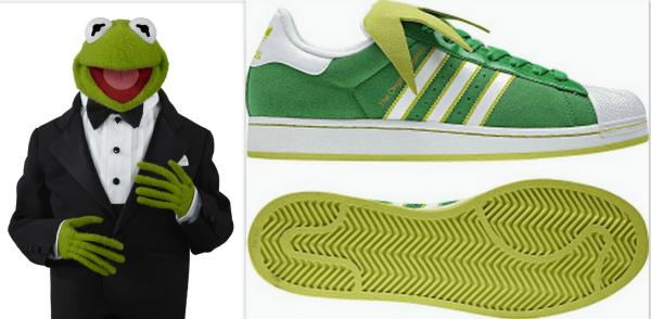 Muppet Mania: Kermit the Frog makes his fashion felt, LA Times Blog