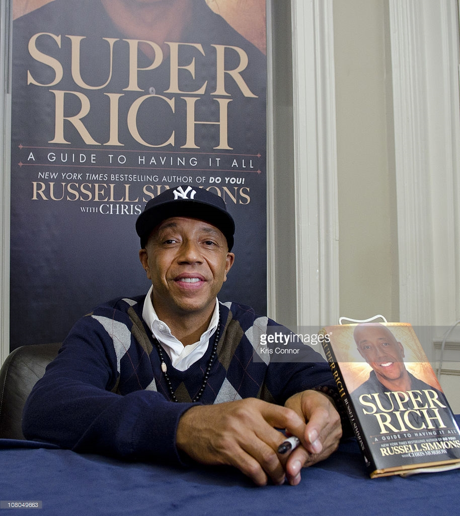 Russell Simmons. Credit: Getty Images Kris Connor