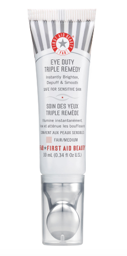 FIRST AID BEAUTY EYE DUTY TRIPLE REMEDY