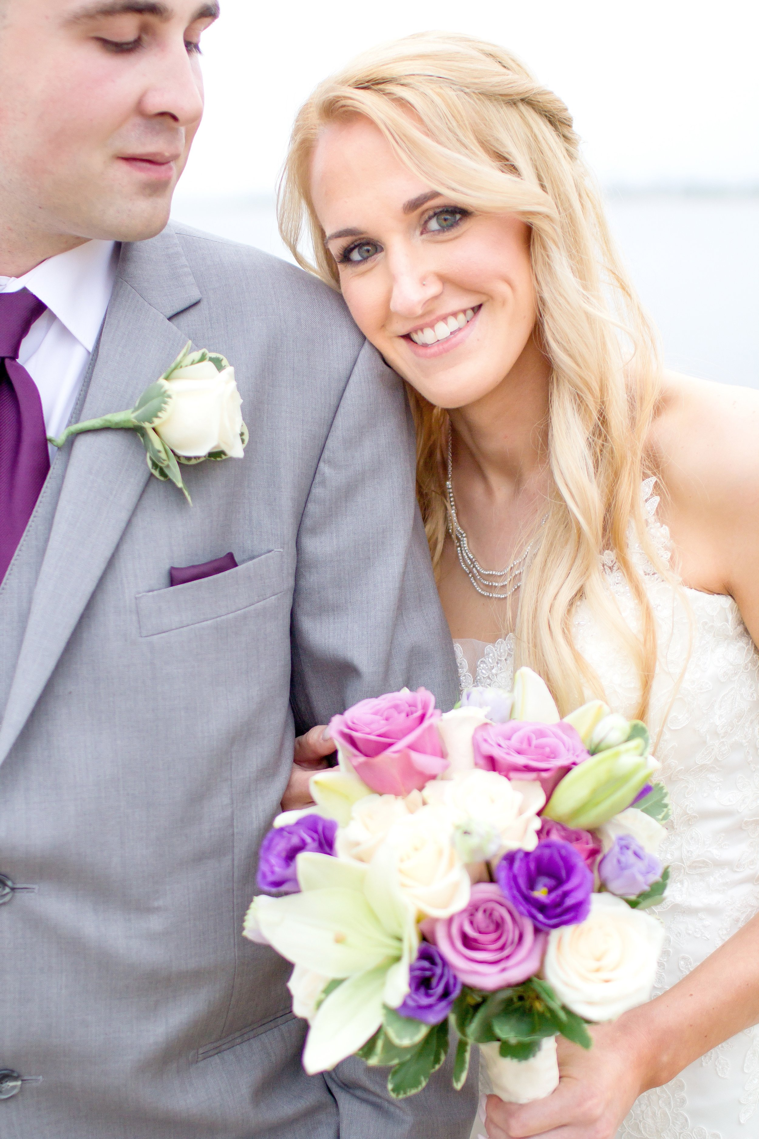 Connecticut Bridal Makeup Artist | Photo by  Marlana Marie Photography