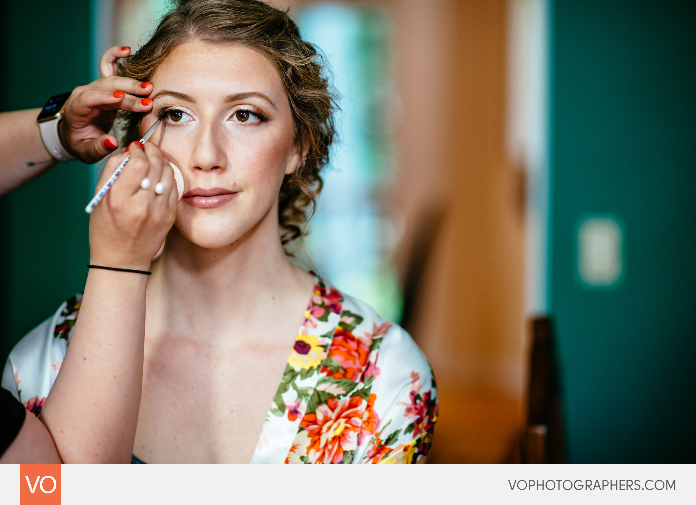 Erica's Branford Wedding | Connecticut Bridal Makeup Artist | Photo by  VO Photographers