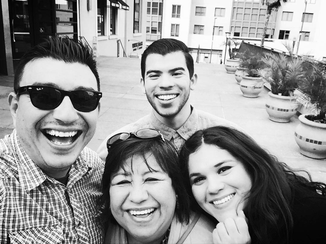 Alexa and family