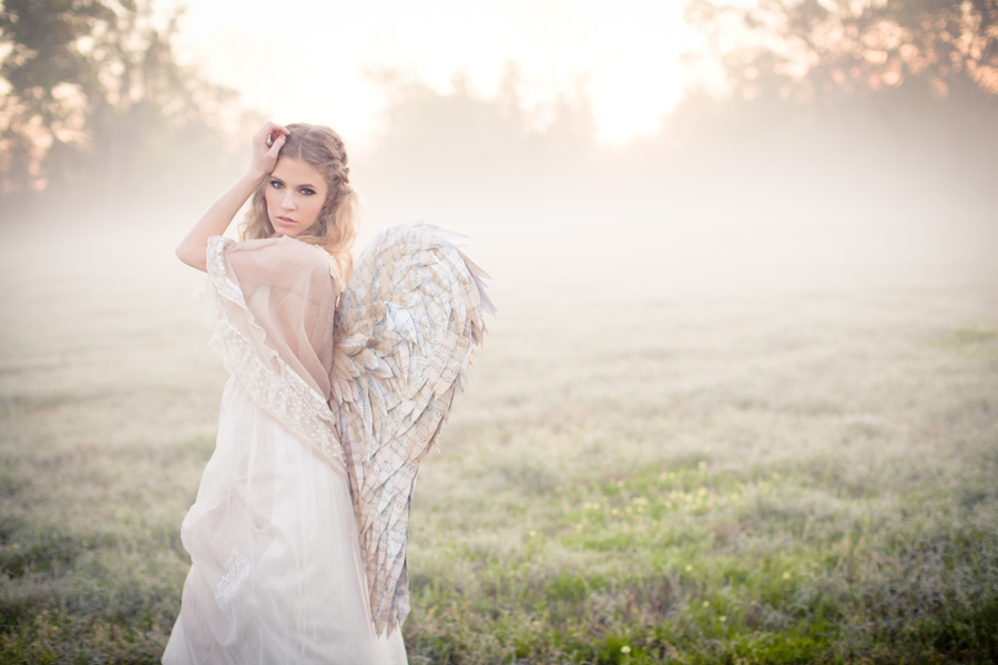 Whimsical Stylized Bridal Session