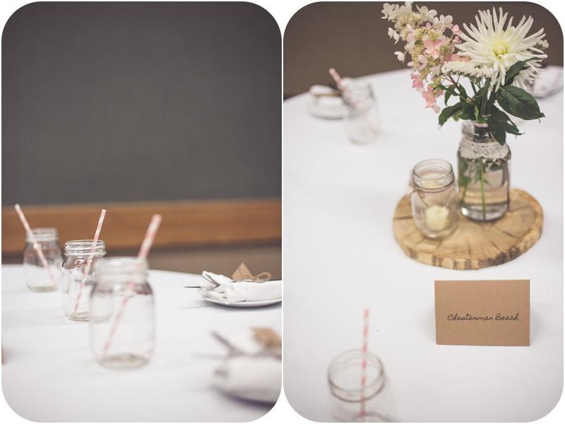 tin wis wedding reception photos, rustic west coast wedding decor, tofino wedding reception photos, tofino wedding venues, tin wis resort wedding venue, DIY bride, DIY wedding, DIY decor