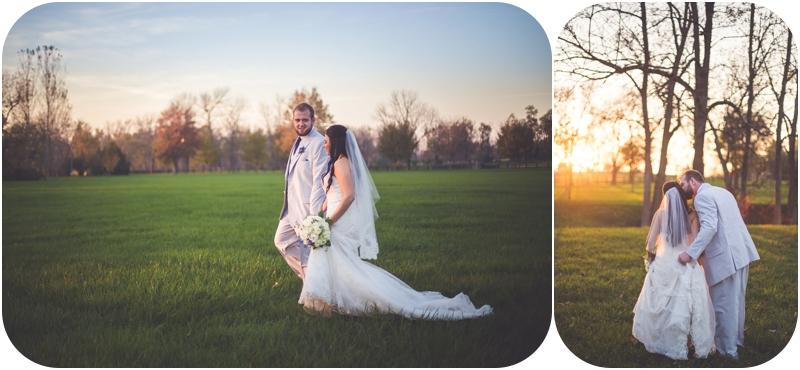 whimsical wedding portraits at fasig tipton farm lexington