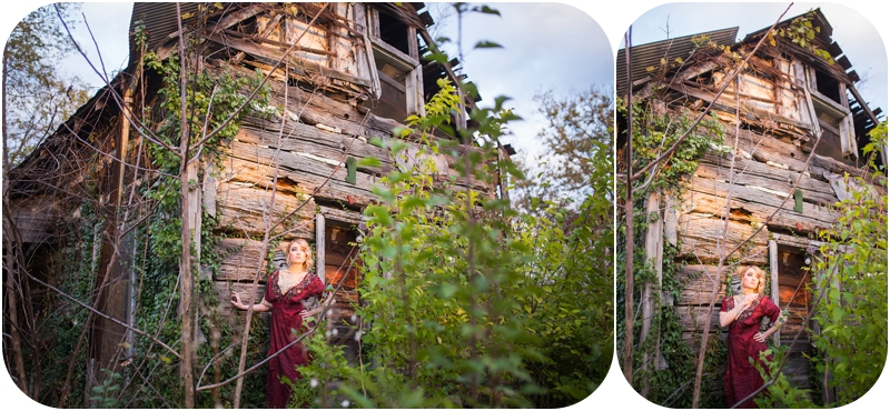 abandoned house, abandoned house photoshoot, vintage bridal session, edwardian gown, bridal portraits, unique bridal portraits, overgrown house, styled bridal shoot, abandoned places, lexington kentucky, abandoned house lexington kentucky, smokey eye makeup, photo creatives, destination photographer, worldwide photographer, nanaimo bc photographer, vancouver island portrait photographer, victoria bc, nanaimo, comox, tofino