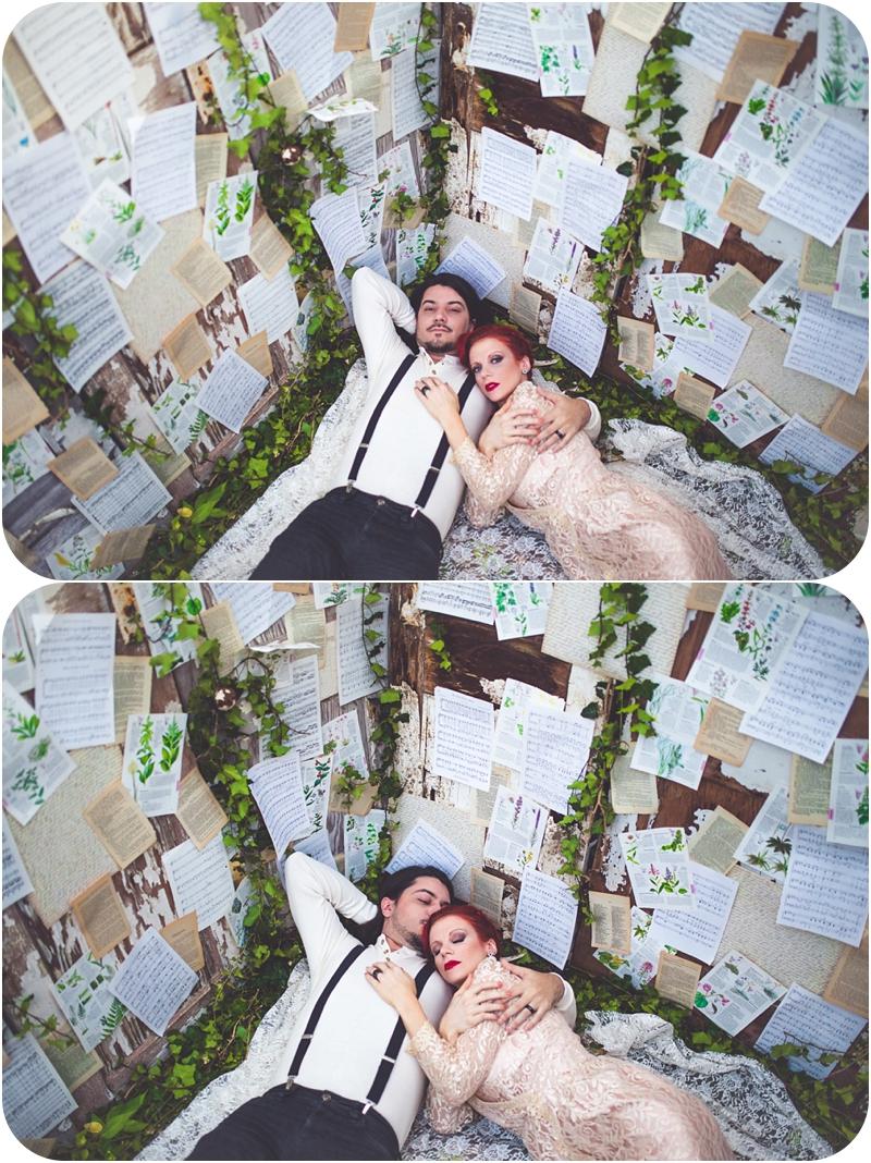 whimsical vancouver island wedding photography
