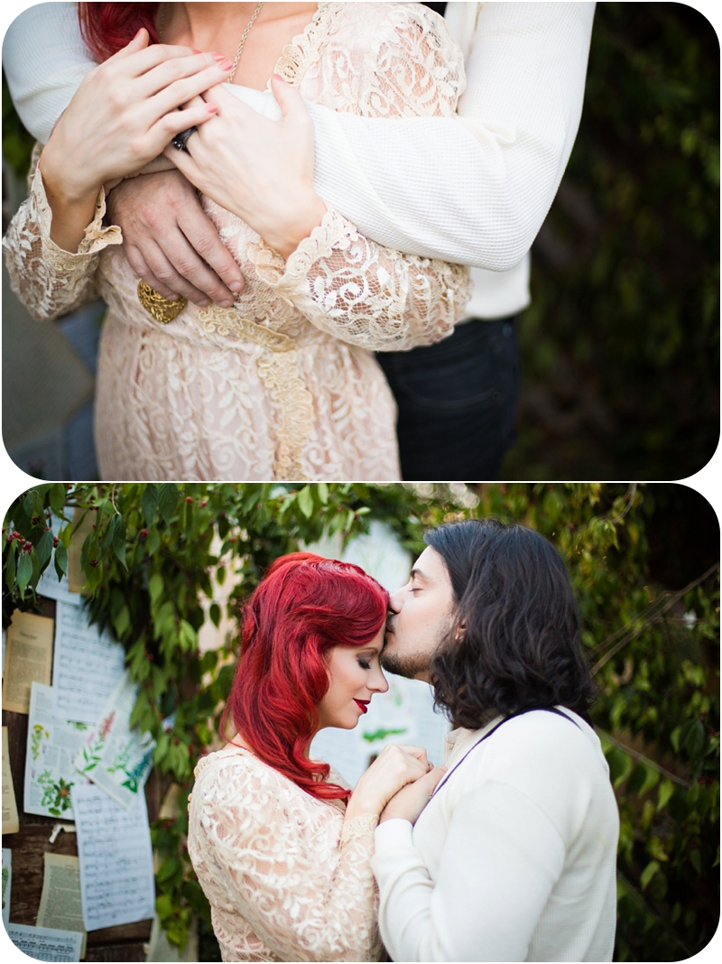 romantic moulin rouge inspired wedding portraits