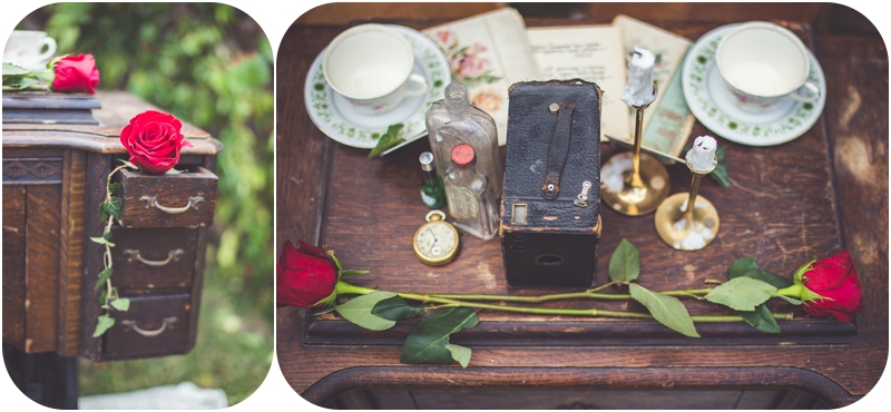 moulin rouge inspired styled elopement