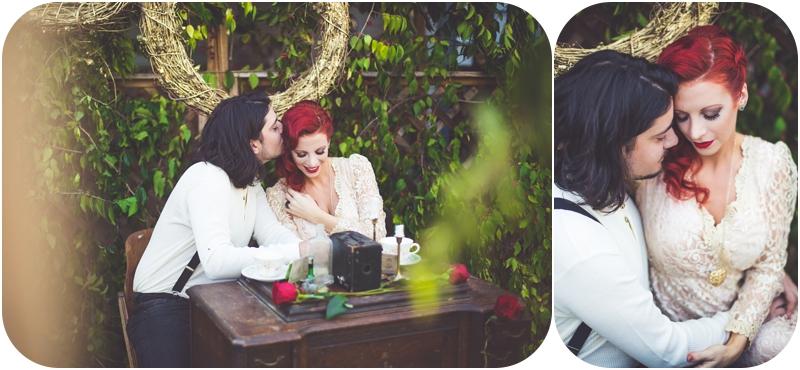 romantic elopement photographer vancouver island