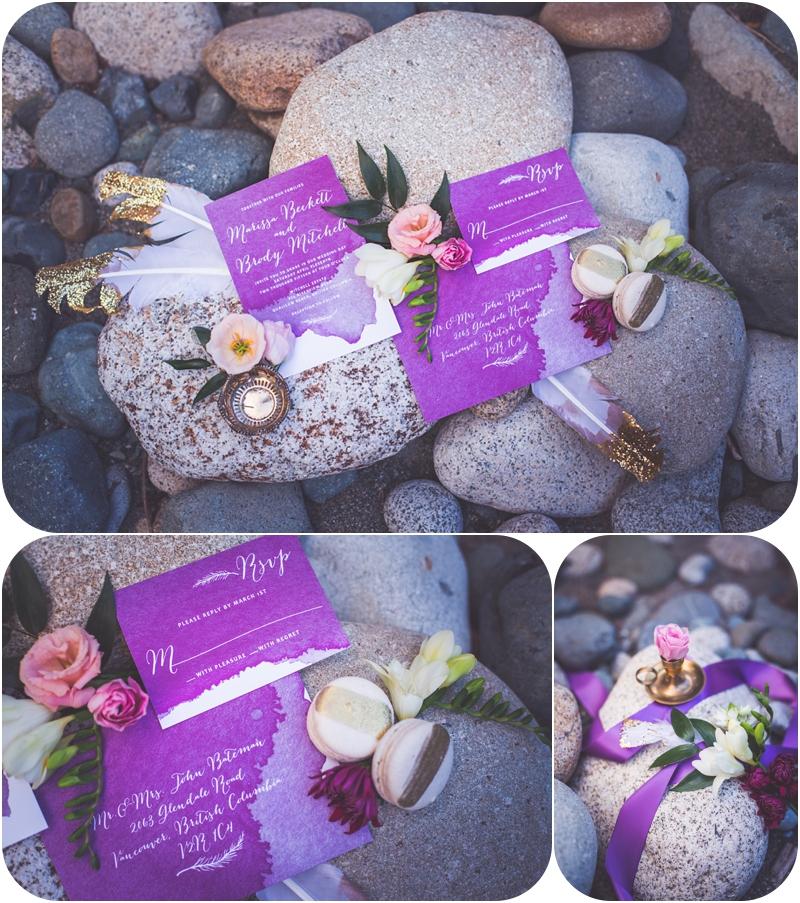 tuktu paper co and darling vintage event rentals and design wedding day details
