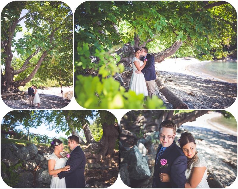 wedding portrait locations near beachside b&b ladysmith bc wedding venue