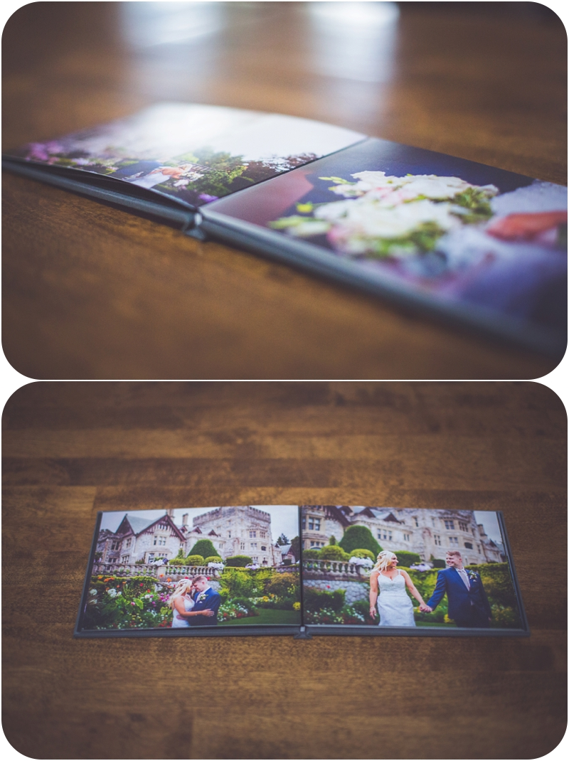 5x7 album from whcc is free gift for 2016 weddings