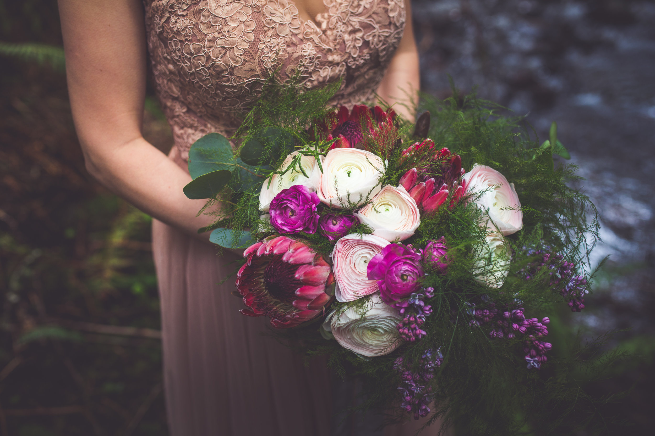Bouquet by Ingrid & Rose Floral Co