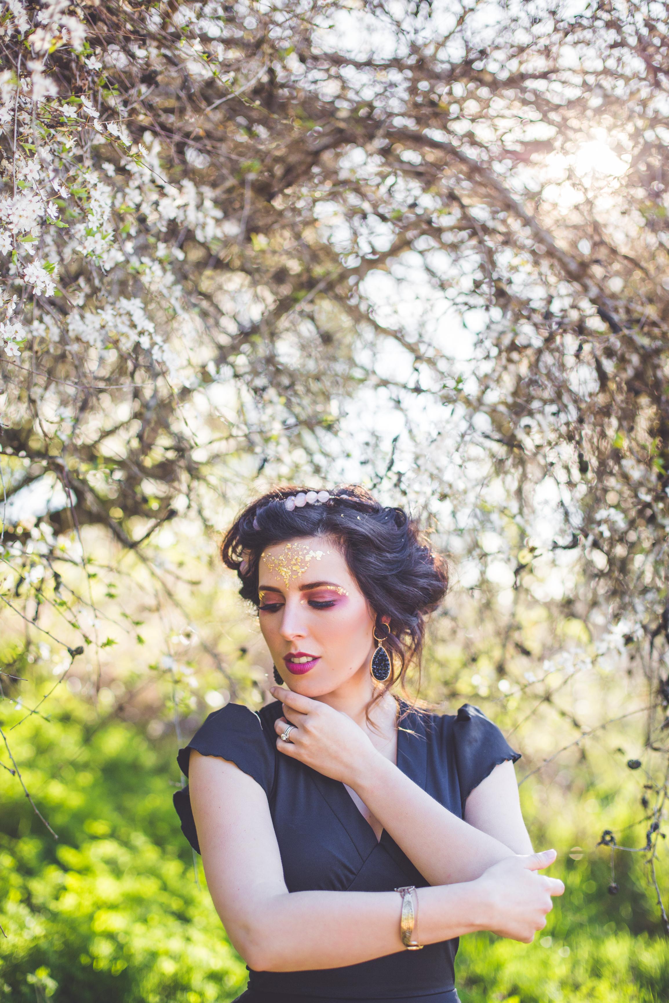 vancouver island wedding makeup artist