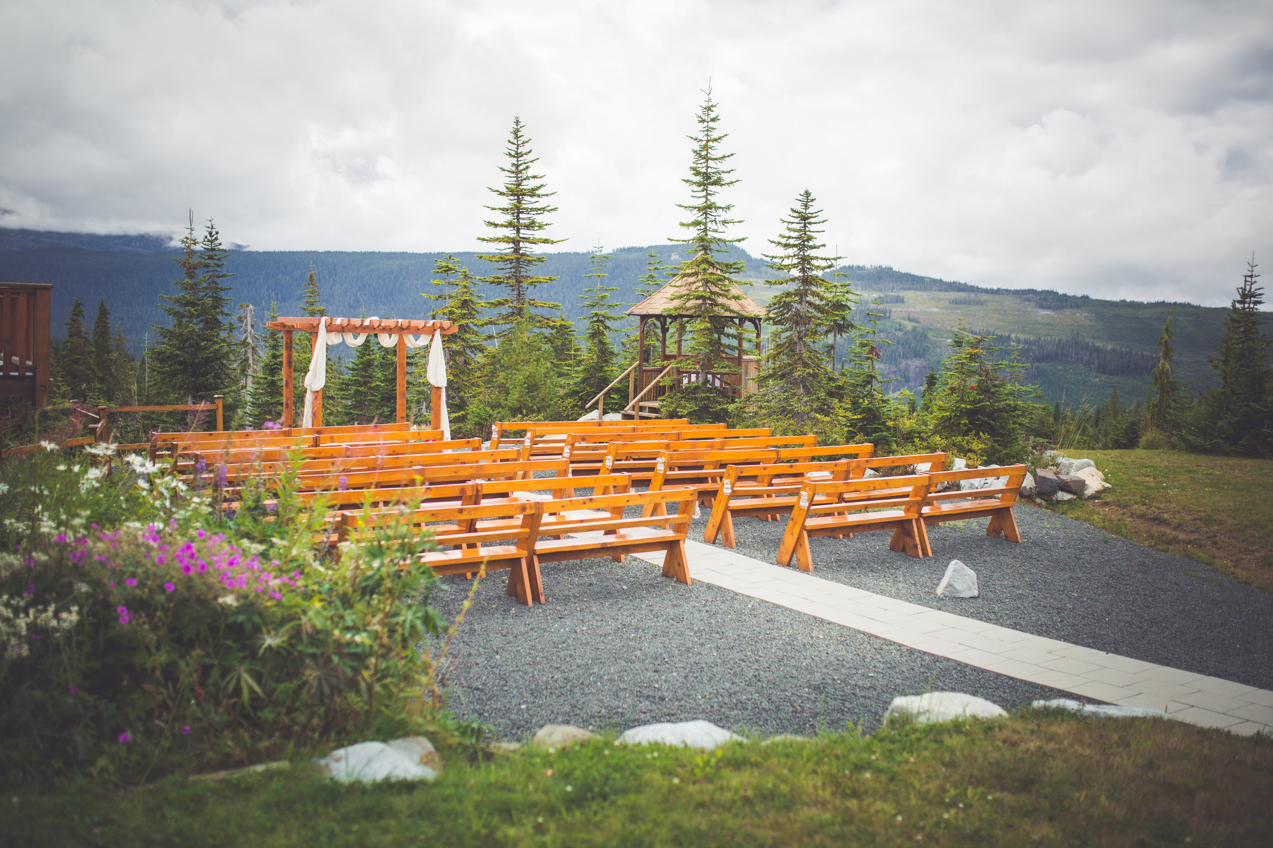mount washington resort wedding ceremony site