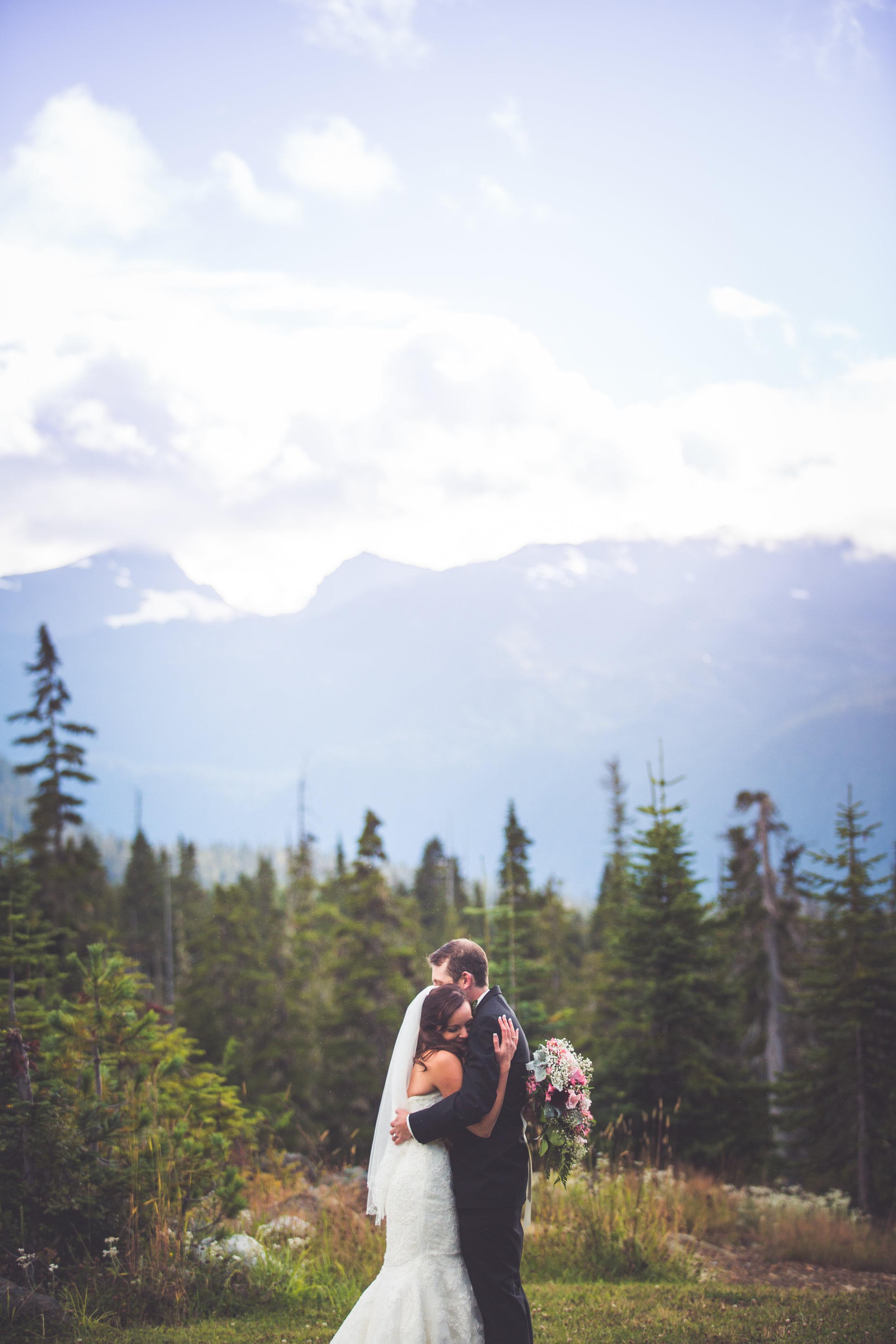 mount washington wedding vancouver island bc