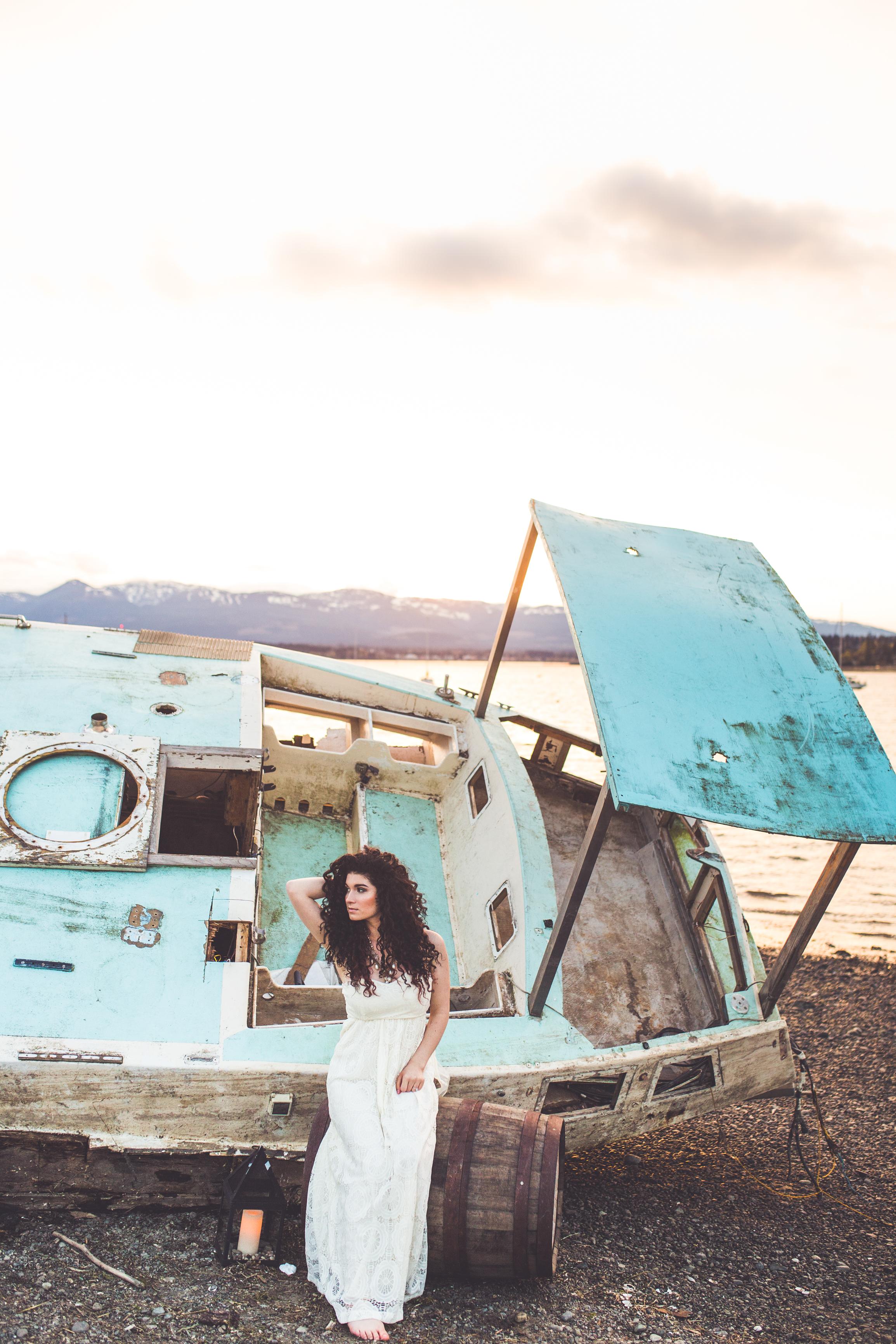 shipwrecked bride