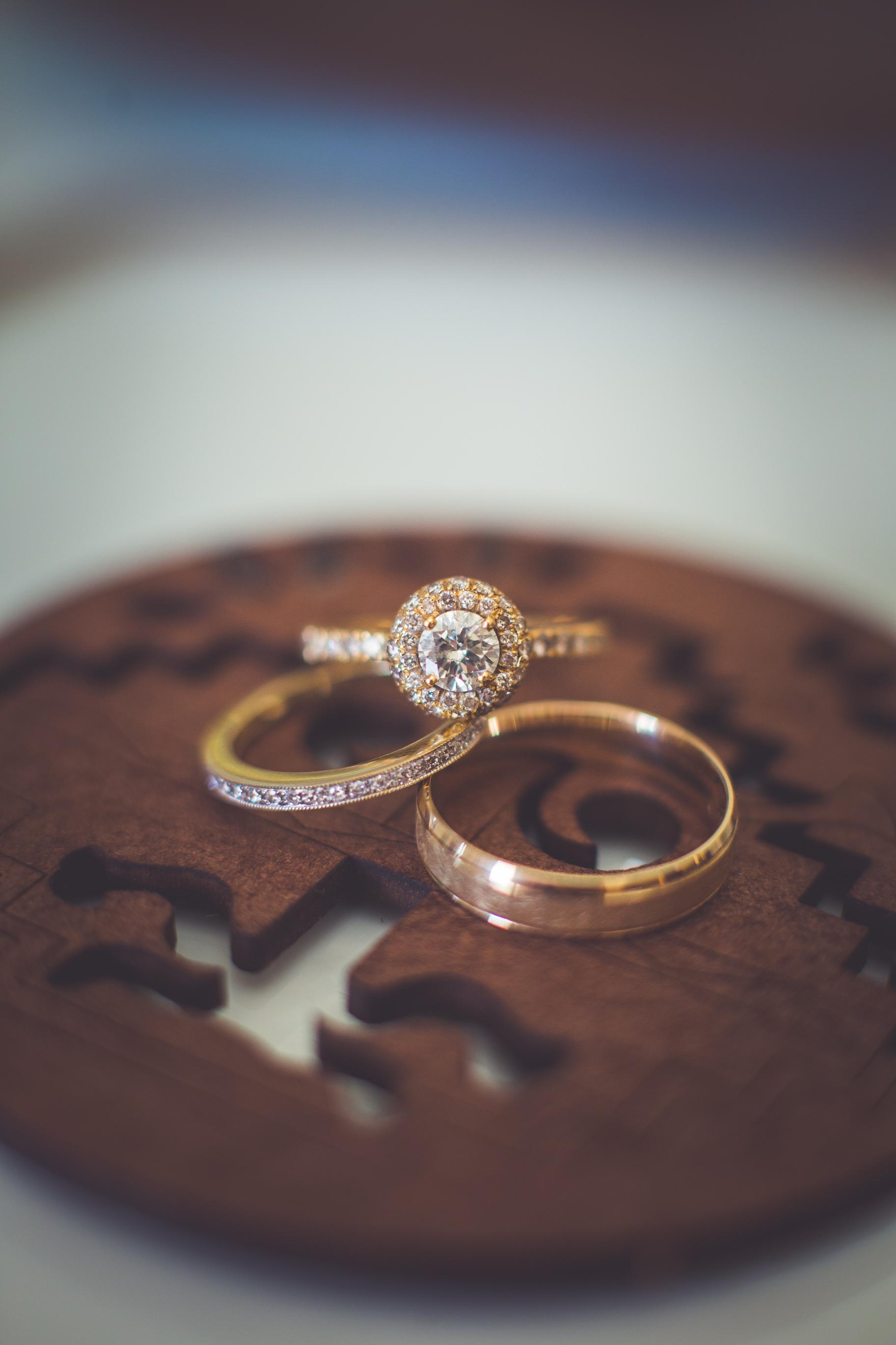 ring shot at playa del carmen resort wedding