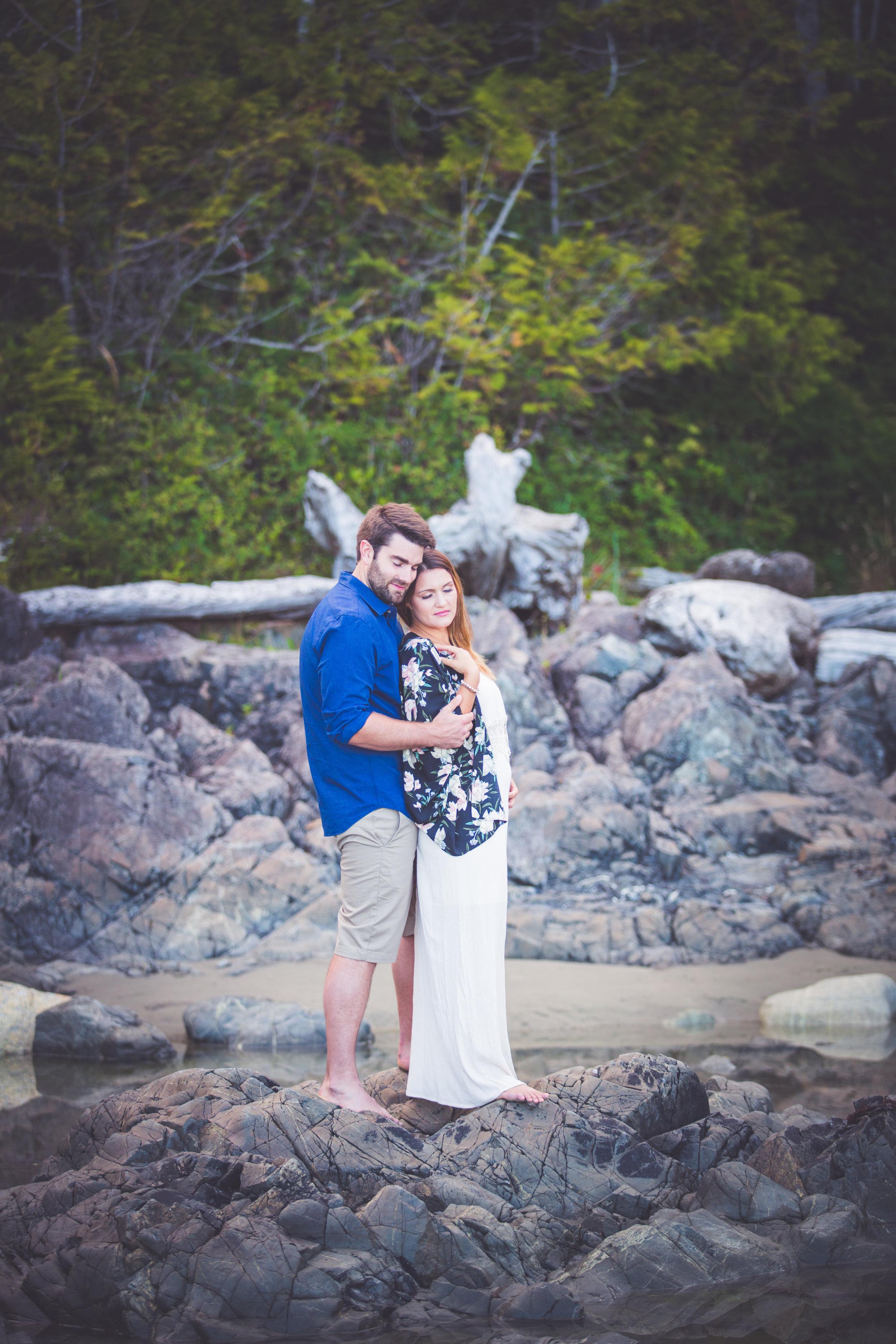 engagement photographers tofino bc