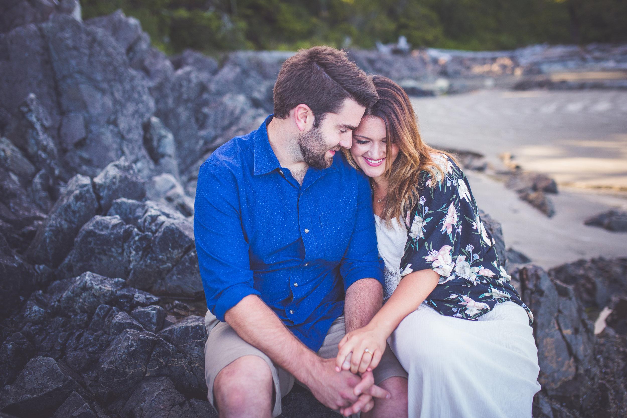 elopement on tofino beach bc