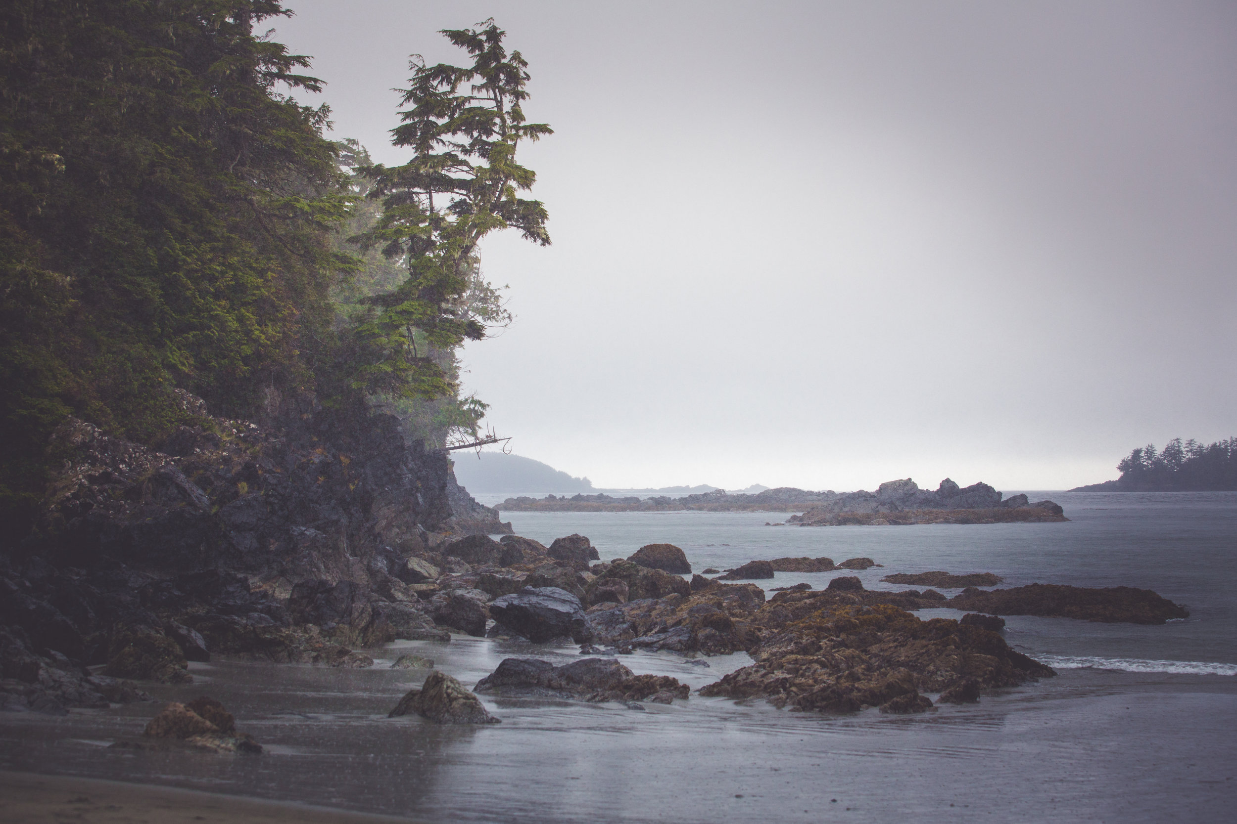 Beach Wedding Tofino BC