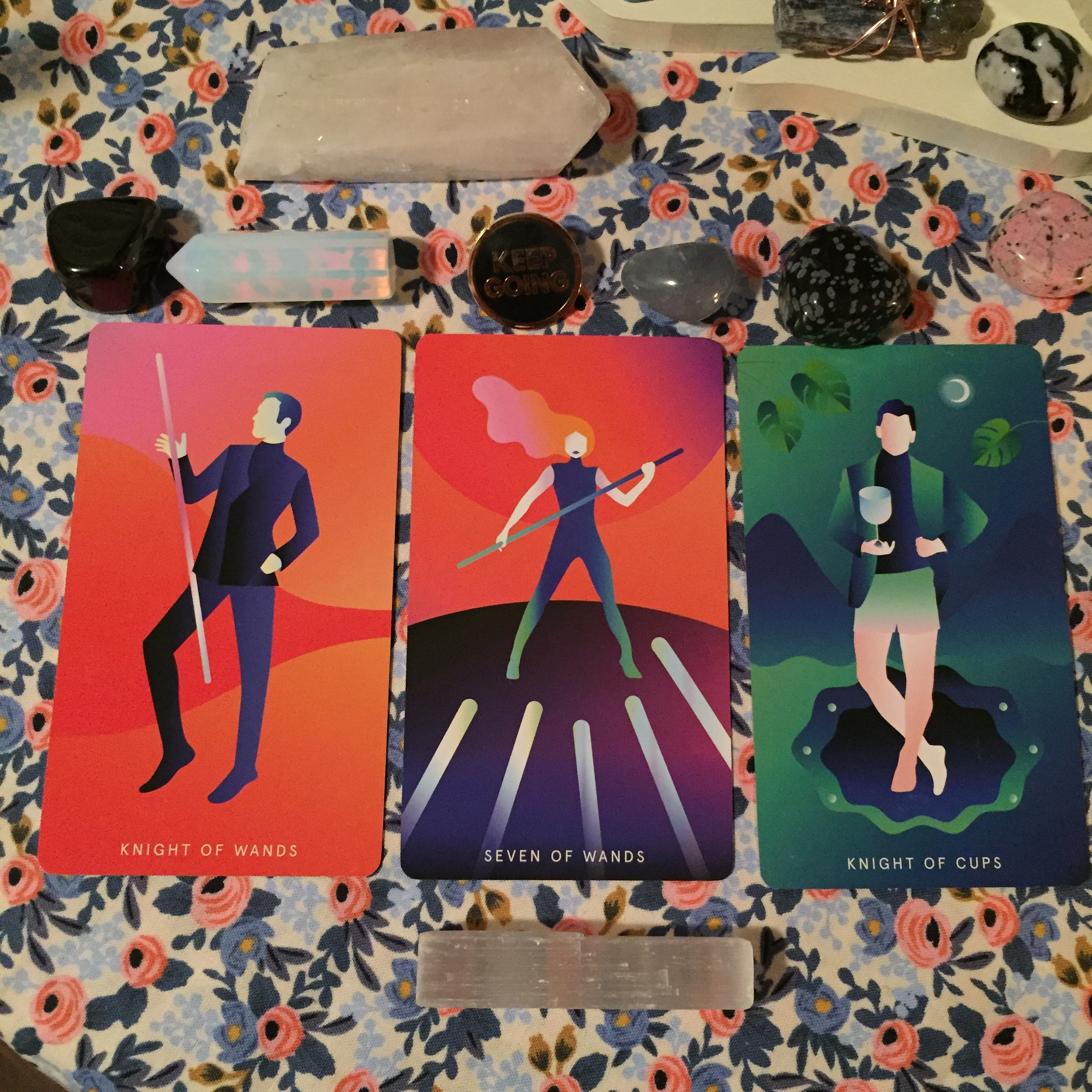 Bae Worldwide Tarot Reading May 2018