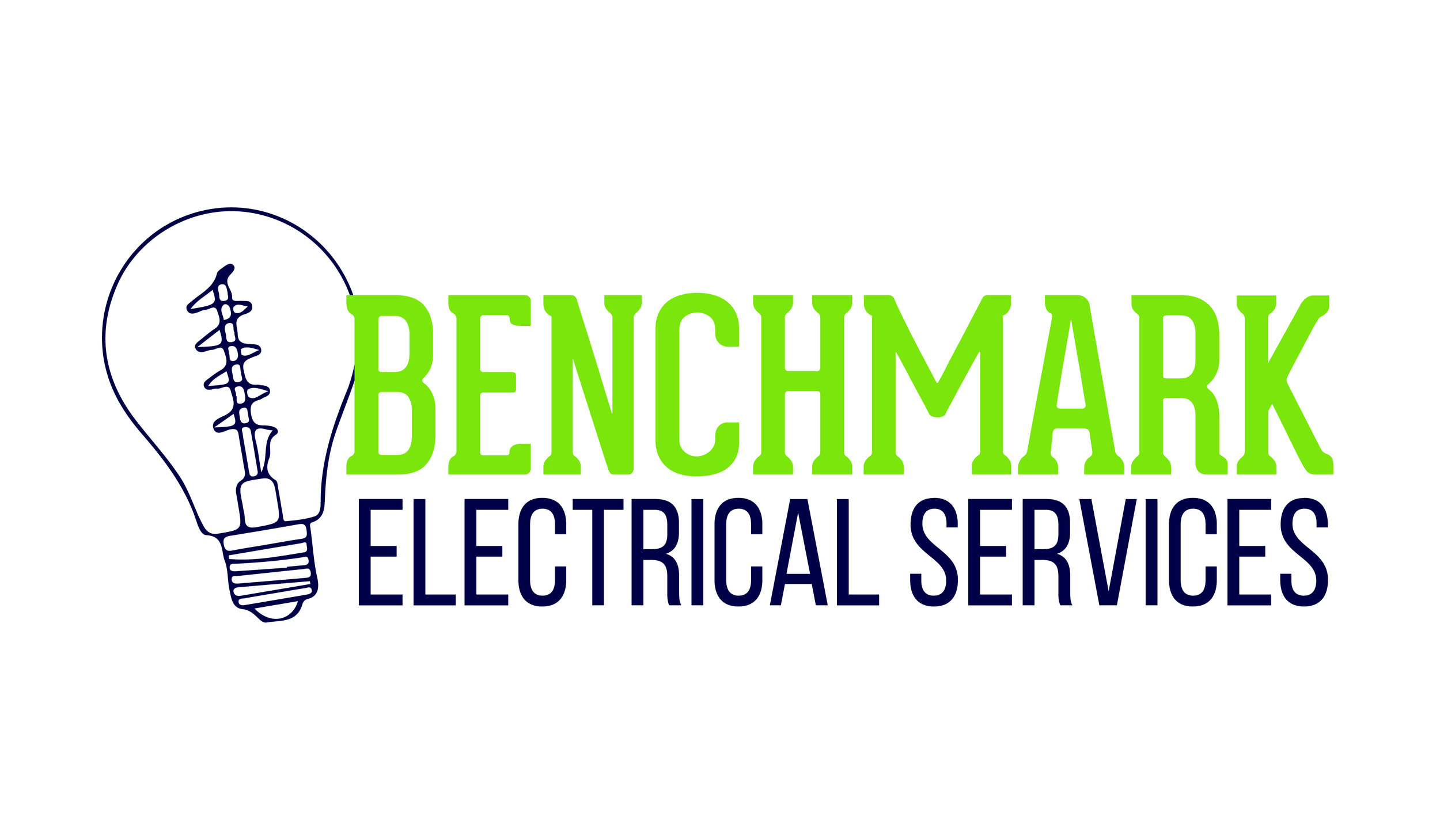 The official Benchmark Electrical Services Logo!