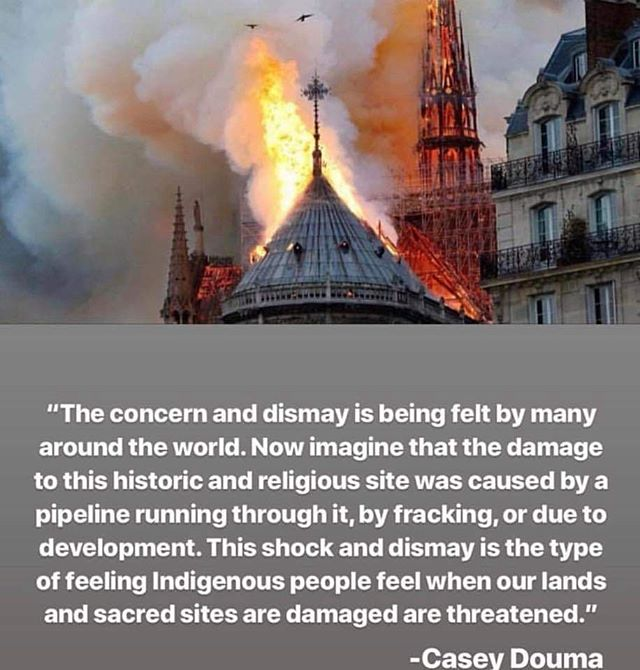 #Decolonize #Cathedral #StandingRockIsEverywhere