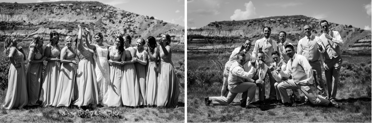 33_Shannon and Dylan June 15 ALL RAW58922_Shannon and Dylan June 15 ALL RAW59291_Photographer_Alberta_Canyon_HorseshoeCanyon_Drumheller_Horseshoe_Wedding_Bride_Groom_Bridesmaids_Groomsmen.jpg