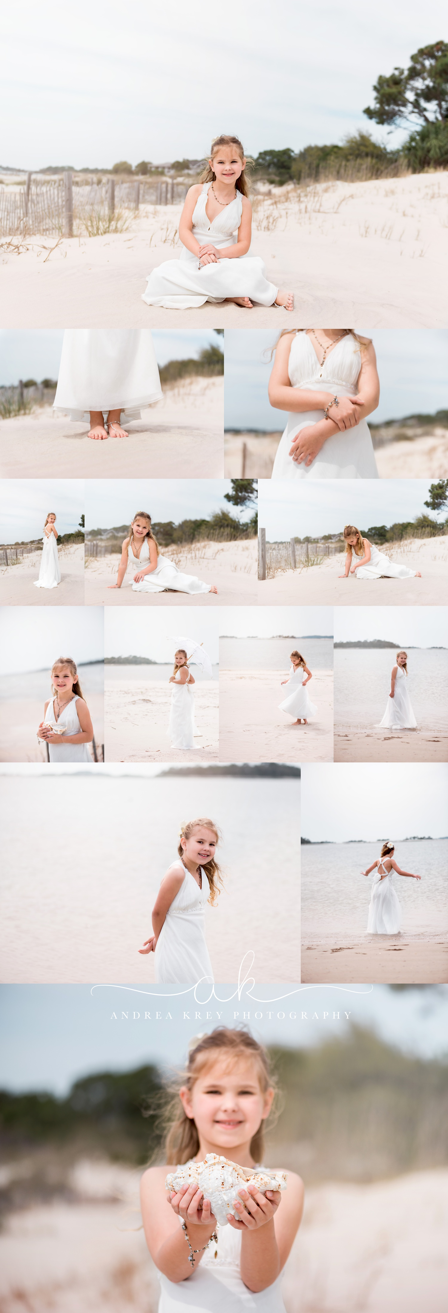 Little Bride Tybee Beach