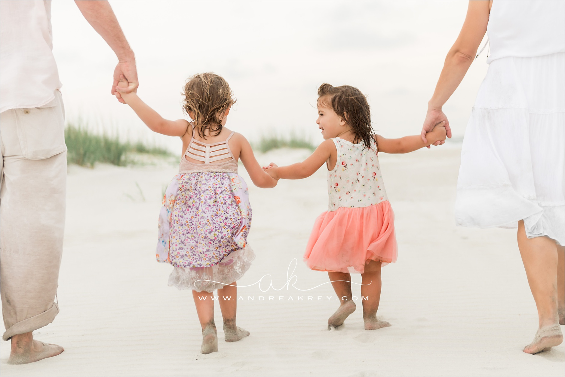 family photography Tybee Beach