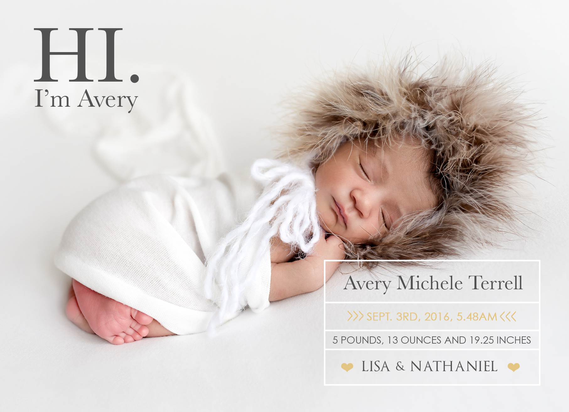 birth announcement newborn photography savannah ga