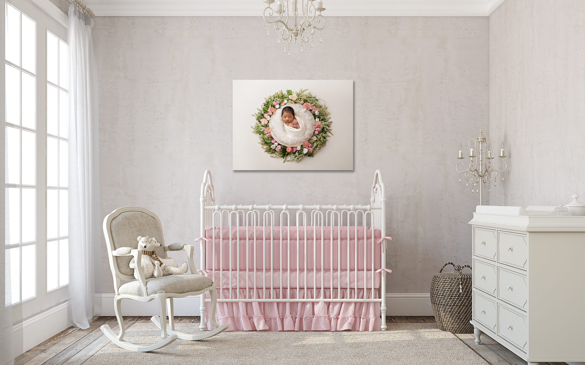 newborn nursery