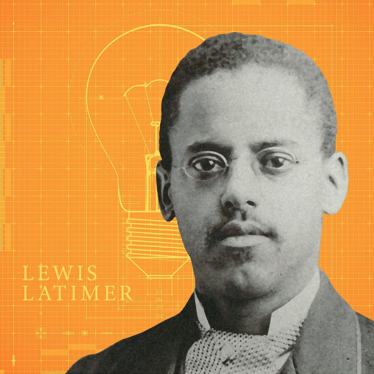 Meet Lewis Latimer, an African-American inventor who was inducted in the National Inventors Hall of Fame for his work on electric filament manufacturing techniques. Check out our FB or Twitter to learn more!  #BlackHistoryMonth
