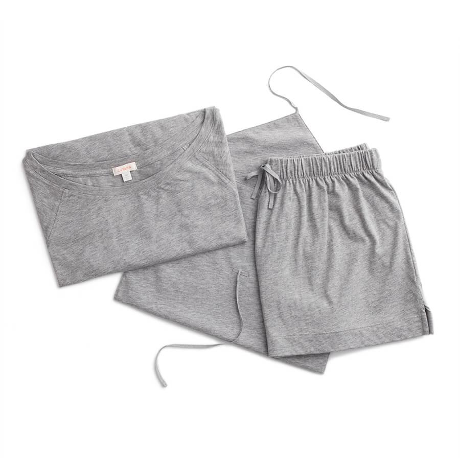 pajama set   $75 - Cuyana