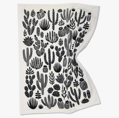 SCREEN printed tea towel |$18 - GATHER Home + Lifestyle