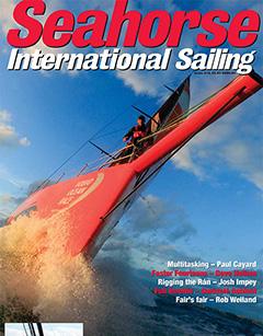 Seahorse International Sailing  July 2014