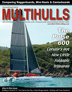 Multihulls  March/April 2015