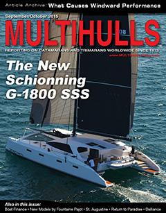 Multihulls  September/October 2015
