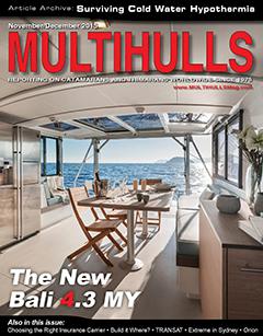 Multihulls  November/December 2015